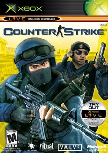Counter-Strike - Xbox front-254992