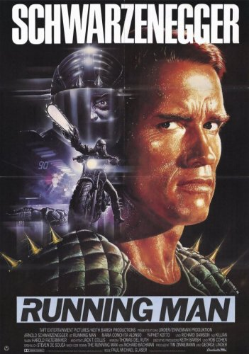 Running Man, The / Бегущий человек (1987)