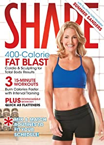 SHAPE: 400 CALORIE FAT BLAST w/ Summer Sanders