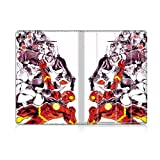 Bondever DC Comics Flash PU Leather Cases for iPad Mini