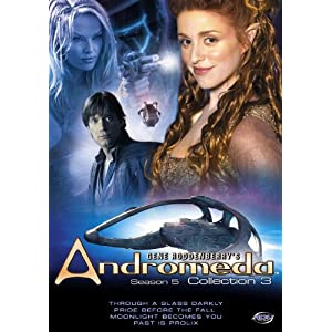 Gene Roddenberry's Andromeda: Season 5, Collection 3 movie