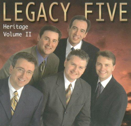 Legacy Five - Heritage Volume Ii - Zortam Music