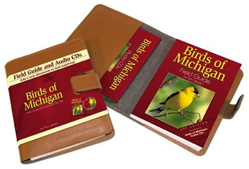 Birds of Michigan Field Guide and Audio CD Set
