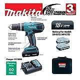 Makita 18v Cordless Combi Drill Sets (2 x Batteries)