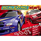 Scalextric Start C1249 World Rally 1:32 Scale Race Setby Scalextric