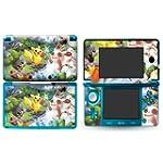 PIKACHU POKEMON Nintendo 3DS Vinyl Sk...