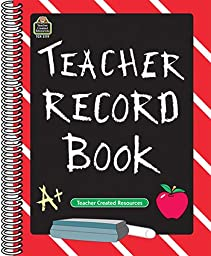 Teacher Record Book Chalkboard -- Case of 7