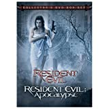 Resident Evil (Special Edition) / Resident Evil - Apocalypse (Collector's DVD Box Set) ~ Milla Jovovich