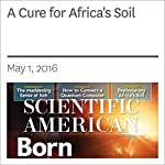 A Cure for Africa's Soil | John P. Reganold,Jerry D. Glover