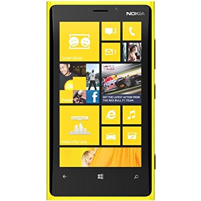 Nokia Lumia 920 (Yellow)