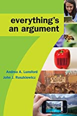 Everything's an Argument, Seventh Edition
