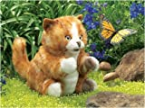 Orange-Tabby-Kitten-Puppet