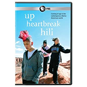 Up Heartbreak Hill : Coming of Age in the Contemporary Native American World