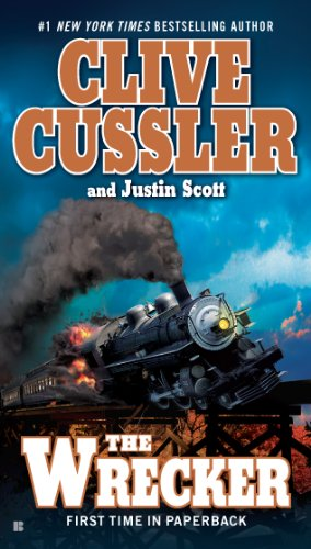63% off this historical railway thriller from bestselling author Clive Cussler!  The Wrecker (Isaac Bell series Book 2)