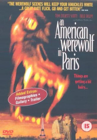 An American Werewolf in Paris [DVD] [1997]