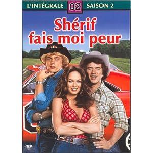 Shérif, fais-moi peur : L'intégrale Saison 2 Coffret 4 DVD