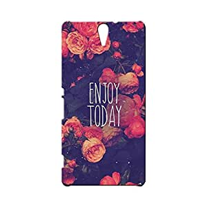 BLUEDIO Designer Printed Back case cover for Sony Xperia C5 - G1815