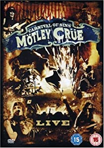 Motley Crue - Carnival of Sins [Import anglais]
