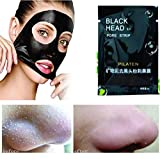 #4: Blackhead, whitehead on face removal mask strips ( 5 pack). pilaten blackhead removal strips with Deep Cleansing Purifying Peel Acne Mask safe. get rid off blackhead removal nose removes blackhead, blackmask peel off with 100% guaranteed results.