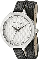 Stuhrling Original Women's 658.01 Vogue Stainless Steel Watch