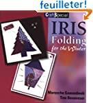 Iris Folding for Winter