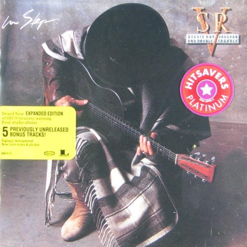 In Step by Stevie Ray &. Double Tr Vaughan, Vaughan/ and Stevie Ray Vaughan