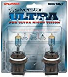 Sylvania 9007SU BP TWIN Silverstar Ultra, Twin Pack