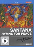 Santana - Live at Montreux 2004/Hymns for Peace - KulturSpiegel Edition [Blu-ray]