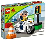 Toy - Lego Duplo  5679 - Motorradpolizist