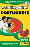 Vocabulary Builder - Portuguese