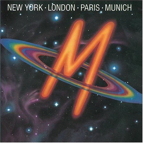 M - New York - London - Paris - Munich - Zortam Music