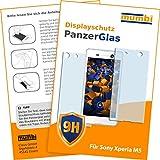 2x mumbi Panzerglasfolie Sony Xperia M5 Glasfolie Hartglas