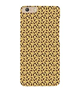 EPICCASE quill leaf Mobile Back Case Cover For Micromax Canvas Knight 2 E471 (Designer Case)
