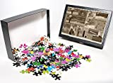 Photo Jigsaw Puzzle of 1957 nuclear test Fall-out