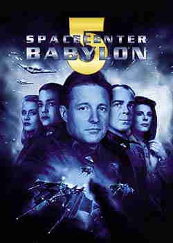 Spacecenter Babylon 5 - Staffel 2 (Box Set, 6 DVDs)