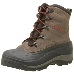 Columbia Sportswear Men's BM1226 Cascadian Summit-2 Boot, Mud/Navajo Joe, 9.5 M