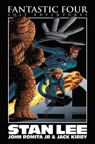 Fantastic Four: Lost Adventures by Stan Lee (2008) Hardcover