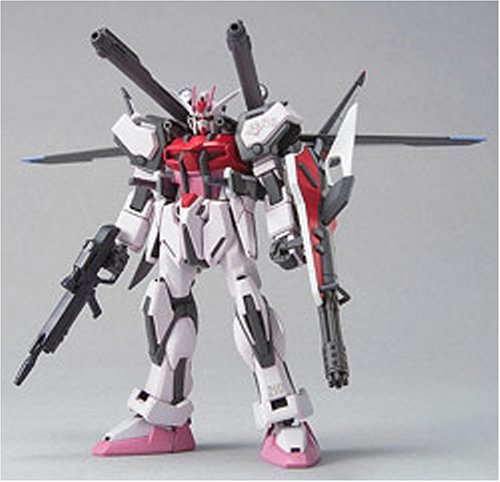 Bandai Hobby MSV Strike Rouge + IWSP Gundam Seed Model Kit (1/144 Scale) (Gundam Seed Model Kits compare prices)