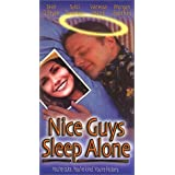 Nice Guys Sleep Alone [VHS] ~ Michael Greene