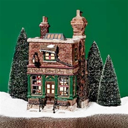 Christmas Carol Series Department 56 - Holiday Collectible Buildings