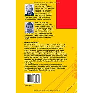 Deskriptive Statistik: Eine Einführung in Methoden und Anwendungen mit R und SPSS (Springer-Lehrbuc