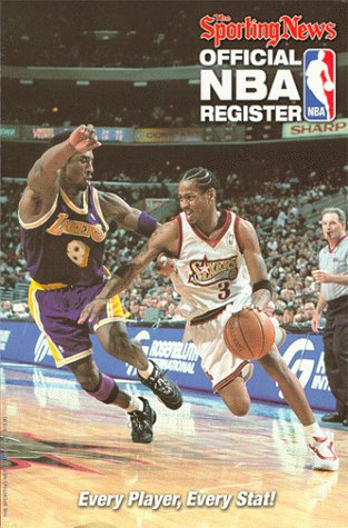 The Sporting News Official Nba Register: 1999-2000 Edition (Serial)