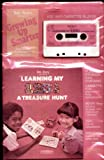 Learning My 1 2 3 'S - A TREASURE HUNT - Read A_Long book, Spinner Game & Audio Cassette Tape - ages 3 - 88 (Growing Up Smarter)