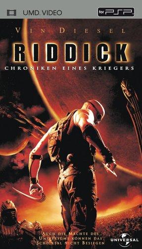 Riddick - Chroniken eines Kriegers [UMD Universal Media Disc]