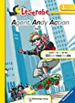 Leserabe -  Agent Andy Action: Lesest...