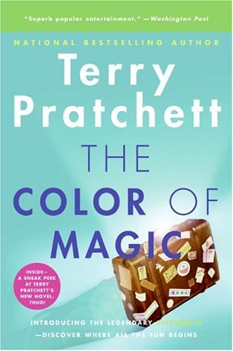 The Color of Magic: A Discworld Novel (Discworld Novels)