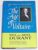 The Age of Voltaire (The Story of Civilization Volume IX) (0207942285) by Durant, Will