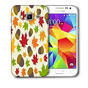 Snoogg Cherries Printed Protective Phone Back Case Cover For Samsung Galaxy Core Plus G3500