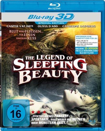 The Legend of Sleeping Beauty - Dornröschen [3D Blu-ray] [Special Edition]