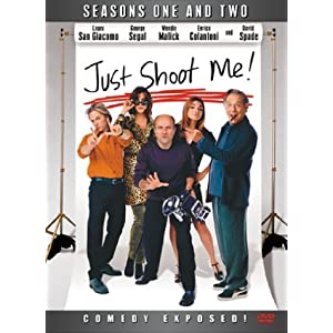 Just Shoot Me - Seasons One and Two movie